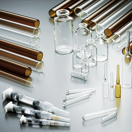 Glass Tubing for Pharmaceutical and Medical Use