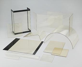 Super Heat Resistant Glass Ceramics Nippon Electric